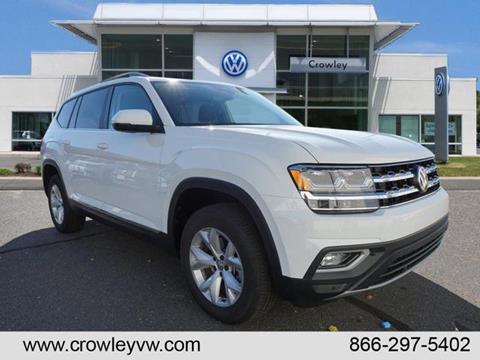 2018 Volkswagen Atlas for sale in Plainville, CT