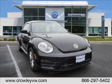 2017 Volkswagen Beetle for sale in Plainville, CT