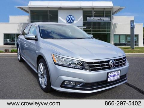 2017 Volkswagen Passat for sale in Plainville, CT