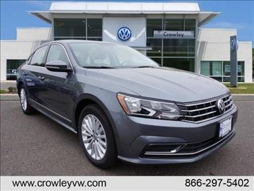 2017 Volkswagen Passat for sale in Plainville, CT