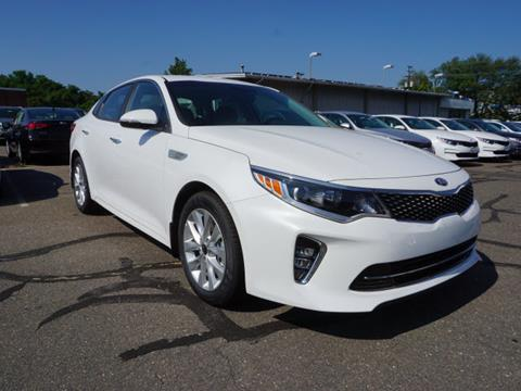 2018 Kia Optima For Sale At CROWLEY KIA In Bristol CT