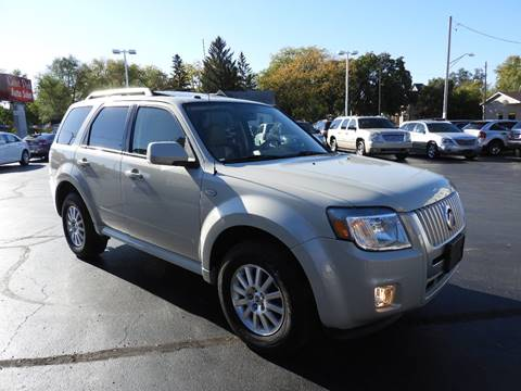 2009 Mercury Mariner for sale in Rockford, IL