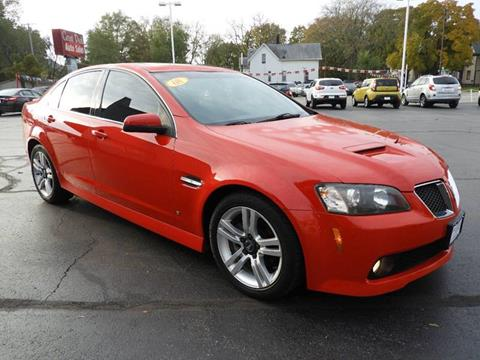 2008 Pontiac G8 for sale in Rockford, IL