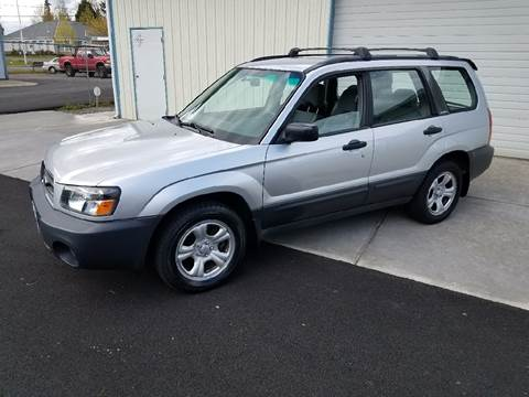 2004 Subaru Forester for sale in North Plains, OR