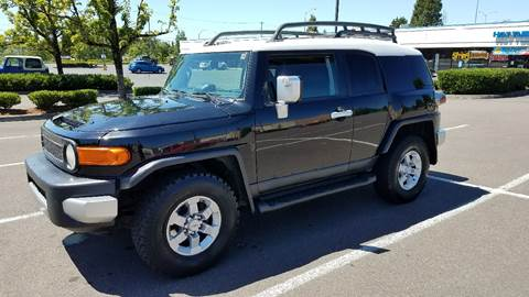 2007 Toyota FJ Cruiser for sale in North Plains, OR