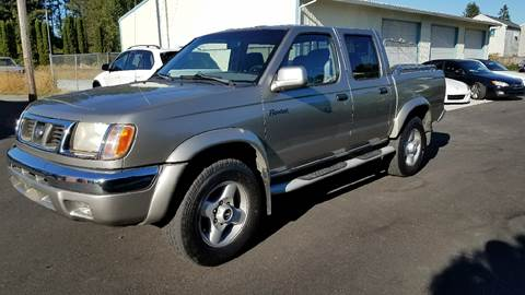 2000 Nissan Frontier for sale in North Plains, OR