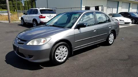 2005 Honda Civic for sale in North Plains, OR