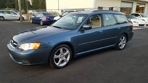 2006 Subaru Legacy for sale in North Plains, OR