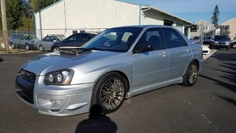 2005 Subaru Impreza for sale in North Plains, OR