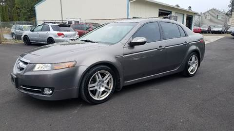 2008 Acura TL for sale in North Plains, OR