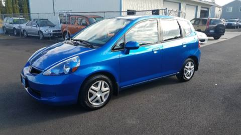 2008 Honda Fit for sale in North Plains, OR