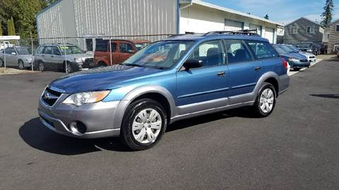 2009 Subaru Outback for sale in North Plains, OR