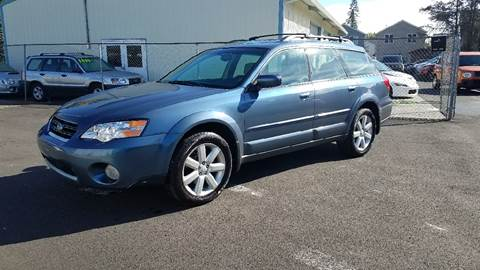 2006 Subaru Outback for sale in North Plains, OR