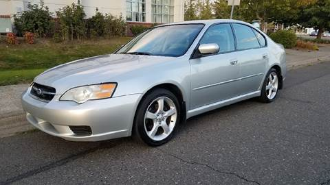 2007 Subaru Legacy for sale in North Plains, OR