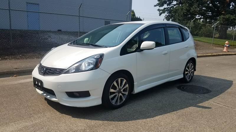 2012 Honda Fit Sport In North Plains Or Shift Motors Llc