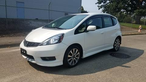 2012 Honda Fit For Sale In North Plains, OR