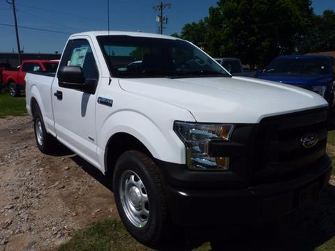 2017 Ford F-150 for sale in Seminole OK