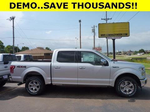 2017 Ford F-150 for sale in Seminole, OK