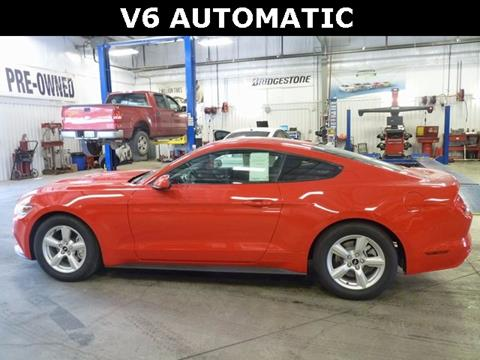2017 Ford Mustang for sale in Seminole, OK