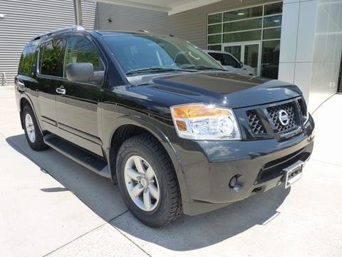 2015 Nissan Armada for sale in Seminole, OK