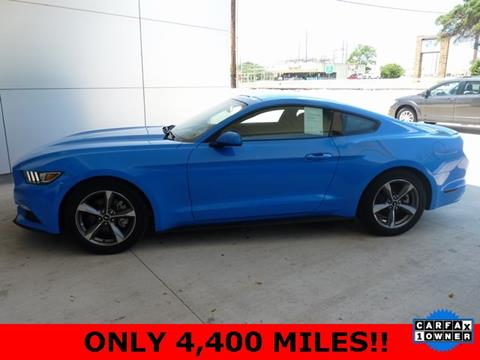 2017 Ford Mustang for sale in Seminole OK