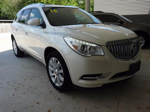 2015 Buick Enclave for sale in Seminole OK