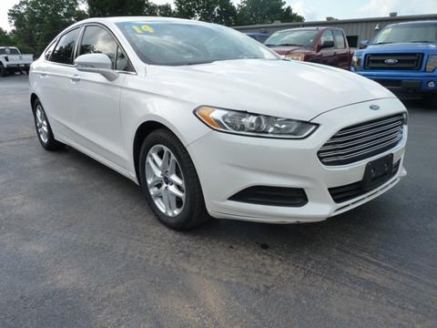 2014 Ford Fusion for sale in Seminole OK