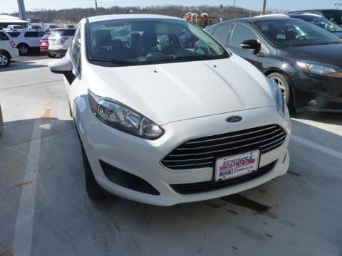 2015 Ford Fiesta for sale in Seminole OK