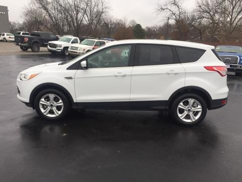 2016 Ford Escape for sale in Seminole, OK