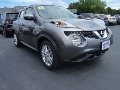 2017 Nissan JUKE for sale in Seminole, OK