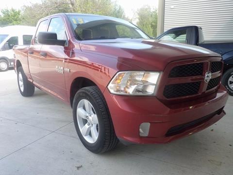 2013 RAM Ram Pickup 1500 for sale in Seminole OK
