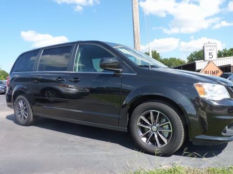 2017 Dodge Grand Caravan for sale in Seminole, OK