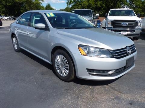 2015 Volkswagen Passat for sale in Seminole, OK