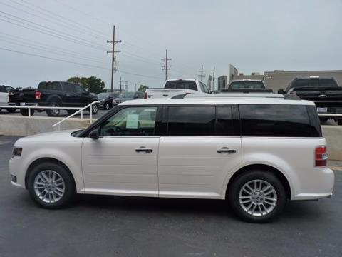 2018 Ford Flex for sale in Seminole OK