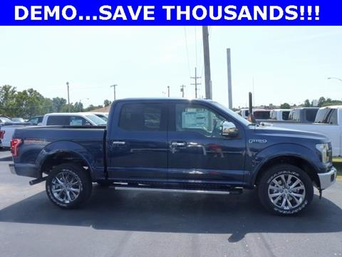 2017 Ford F-150 for sale in Seminole, OK