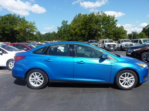 2016 Ford Focus for sale in Seminole OK