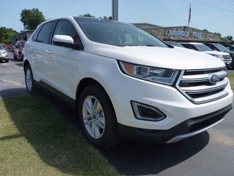 2017 Ford Edge for sale in Seminole, OK