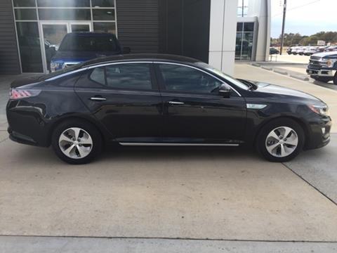 2015 Kia Optima Hybrid for sale in Seminole OK