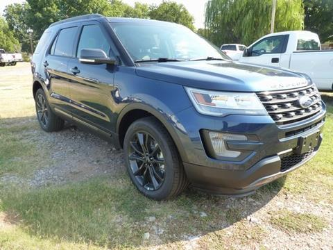 2017 Ford Explorer for sale in Seminole OK