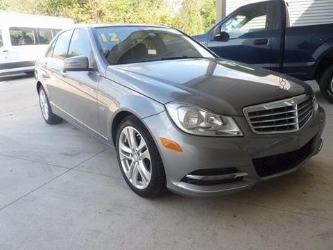 2012 Mercedes-Benz C-Class for sale in Seminole OK