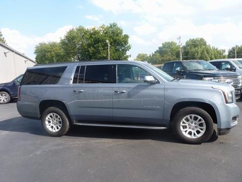 2016 GMC Yukon XL for sale in Seminole OK