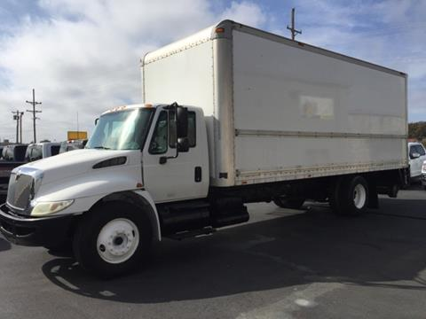 2005 International 4000 for sale in Seminole OK