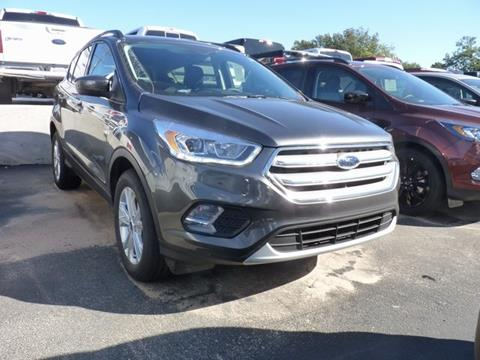 2018 Ford Escape for sale in Seminole OK