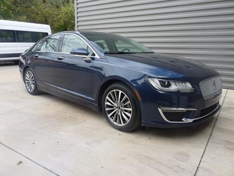 2017 Lincoln MKZ for sale in Seminole OK