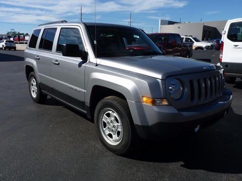2016 Jeep Patriot for sale in Seminole, OK