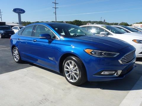 2017 Ford Fusion Energi for sale in Seminole, OK