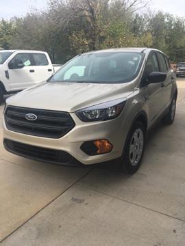 2018 Ford Escape for sale in Seminole OK