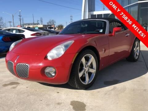 2008 Pontiac Solstice for sale in Seminole, OK