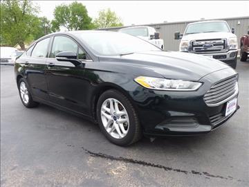 2014 Ford Fusion for sale in Seminole, OK