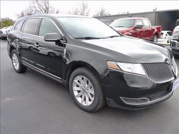 2015 Lincoln MKT Town Car for sale in Seminole, OK